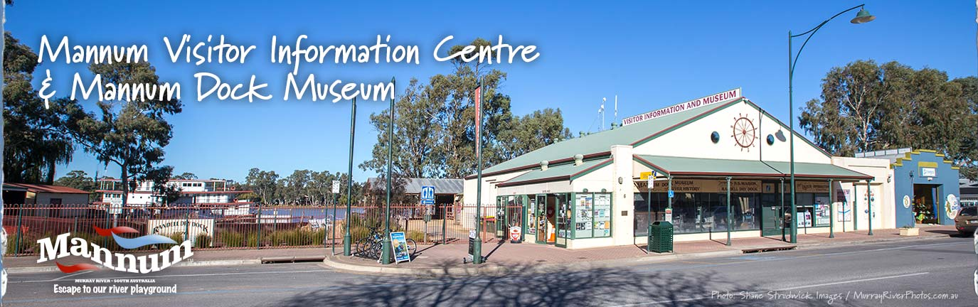 Mannum Visitor Information Centre and Mannum Dock Museum