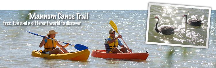 Mannum Canoe Trail