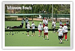 Mannum Bowls