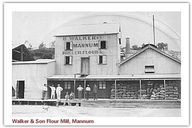 Walker & Son Flour Mill